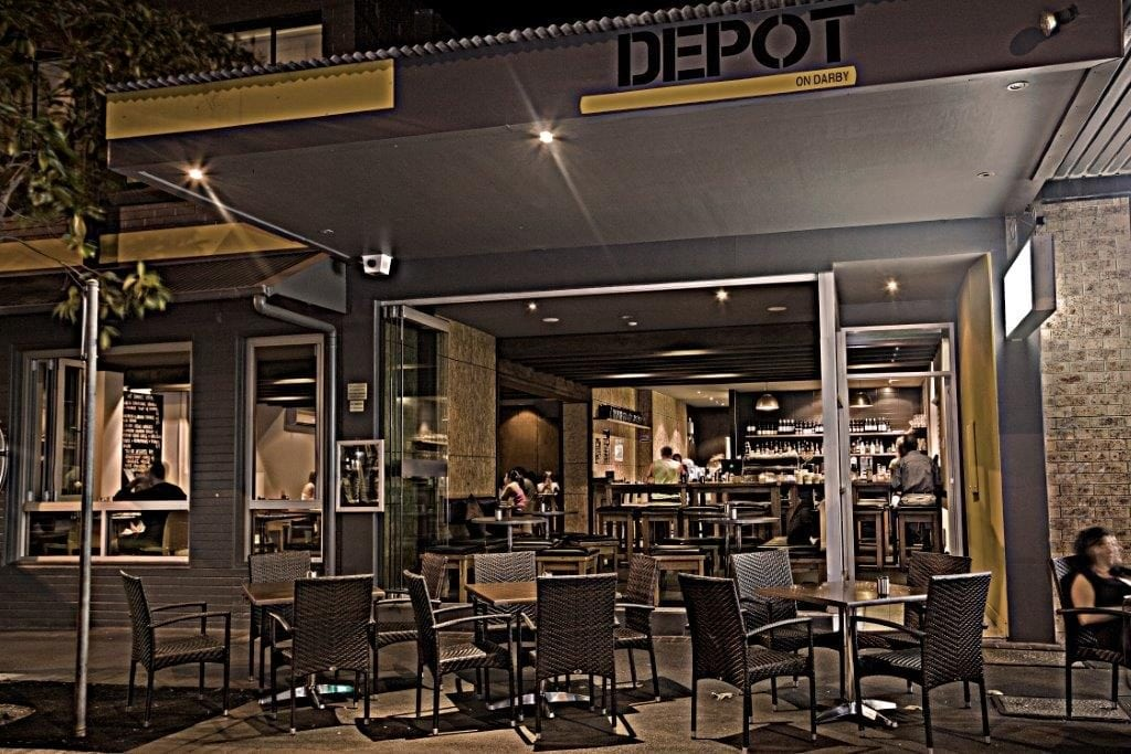 depot on darby, star apartment