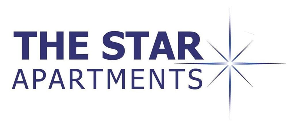 the star apartments logo